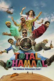 فيلم Total Dhamaal 2019 مترجم