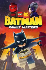 فيلم LEGO DC: Batman: Family Matters