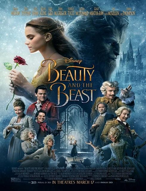 فيلم Beauty and the Beast 2017 HDCam مترجم اون لاين