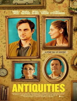 فيلم Antiquities 2018 مترجم