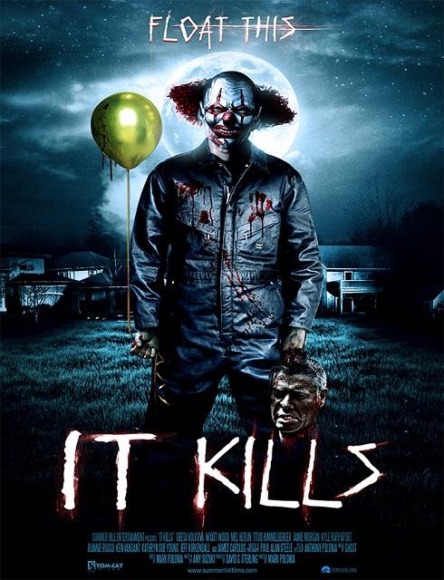 فيلم It Kills 2017 مترجم اون لاين
