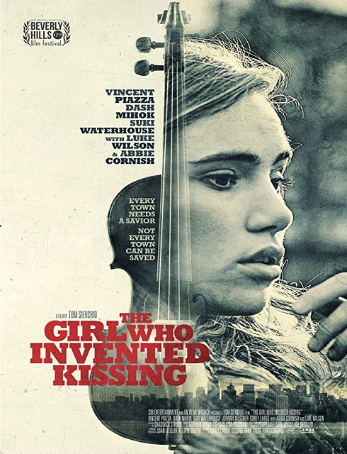 فيلم The Girl Who Invented Kissing 2017 مترجم اون لاين