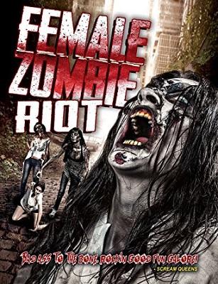 فيلم Female Zombie Riot 2016 HD مترجم اون لاين