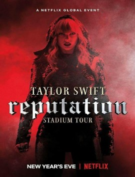 فيلم Taylor Swift Reputation Stadium Tou 2018 مترجم اون لاين