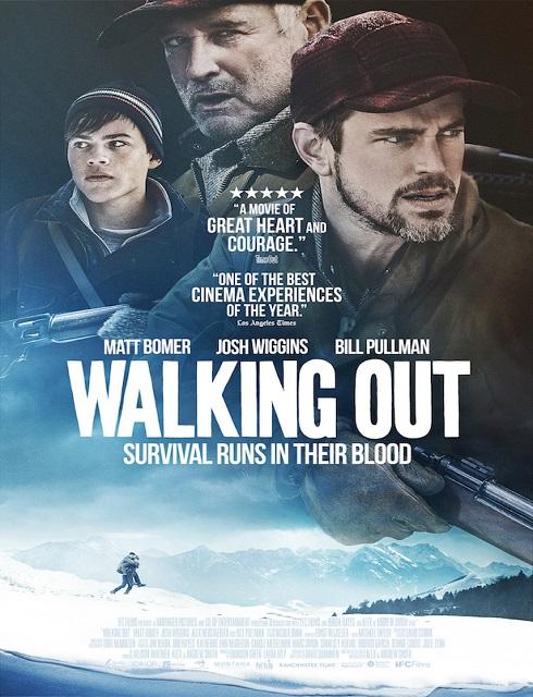 فيلم Walking Out 2017 HD مترجم اون لاين