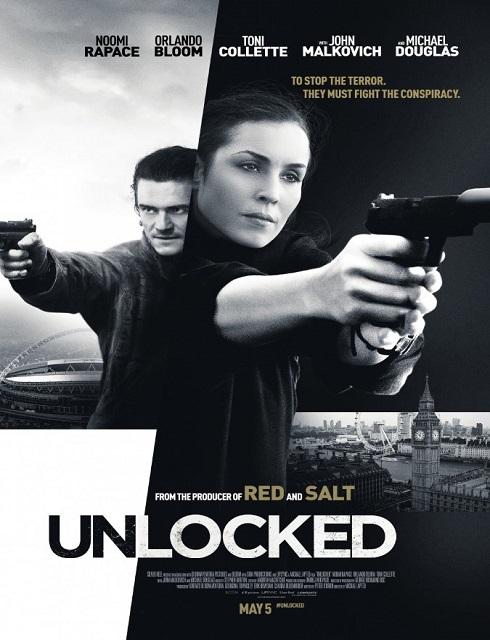 فيلم Unlocked 2017 مترجم اون لاين