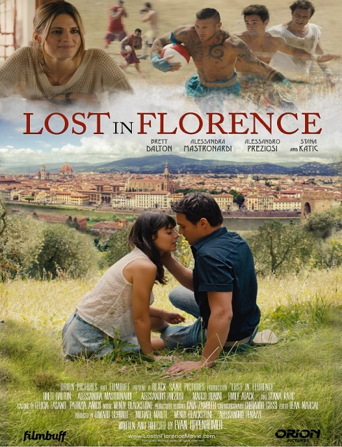 فيلم Lost in Florence 2017 HD مترجم اون لاين