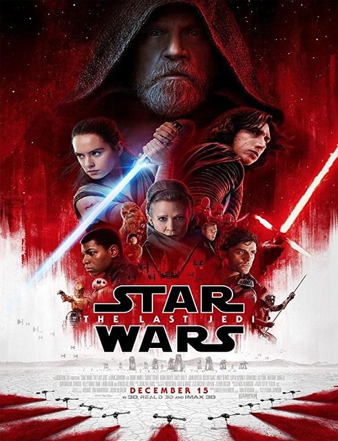 فيلم Star Wars The Last JedI 2017 مترجم اون لاين