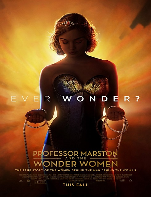 فيلم Professor Marston and the Wonder Women 2017 مترجم اون لاين