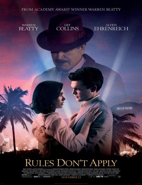 فيلم Rules Dont Apply 2016 HD مترجم اون لاين
