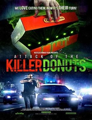 فيلم Attack of the Killer Donuts 2016 HD مترجم اون لاين
