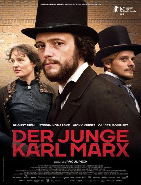 فيلم The Young Karl Marx 2017 مترجم اون لاين