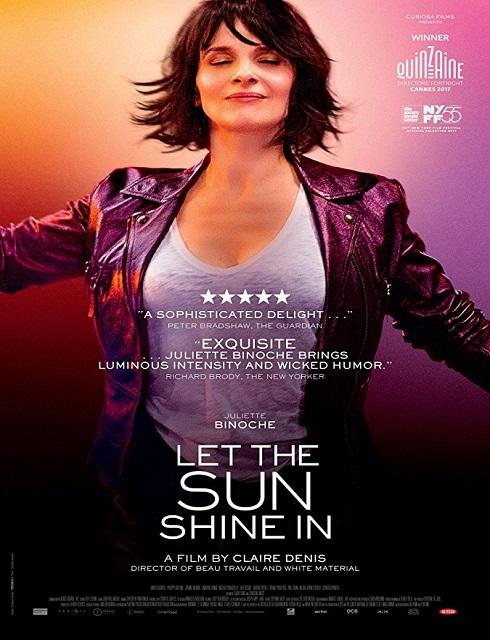 فيلم Let the Sunshine In 2017 مترجم اون لاين