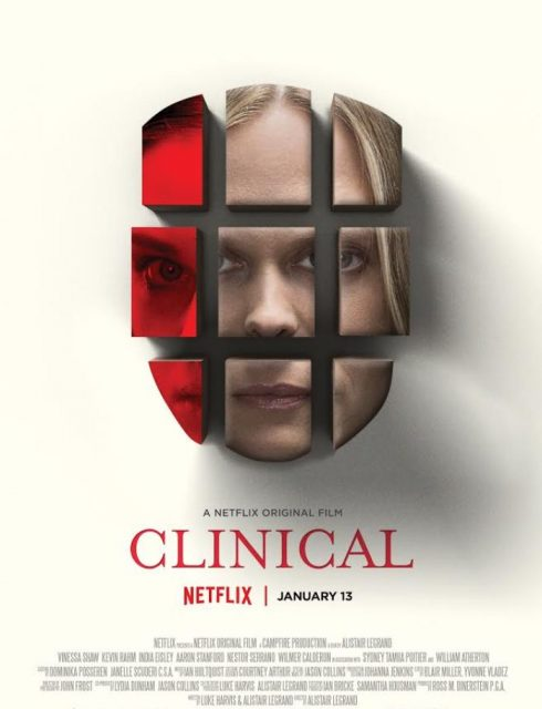 فيلم Clinical 2017 مترجم اون لاين