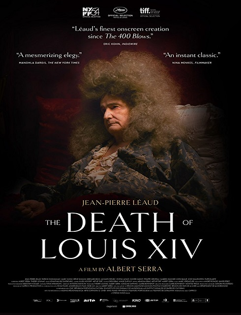 فيلم The Death of Louis XIV 2016 مترجم اون لاين