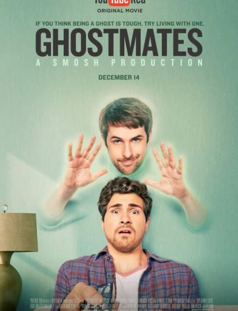 مشاهدة فيلم Ghostmates 2016 مترجم كامل اون لاين