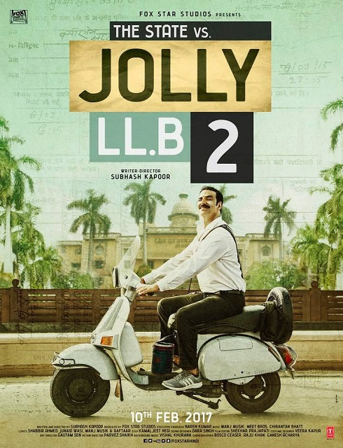 مشاهدة فيلم Jolly LLB 2 2017 HD مترجم