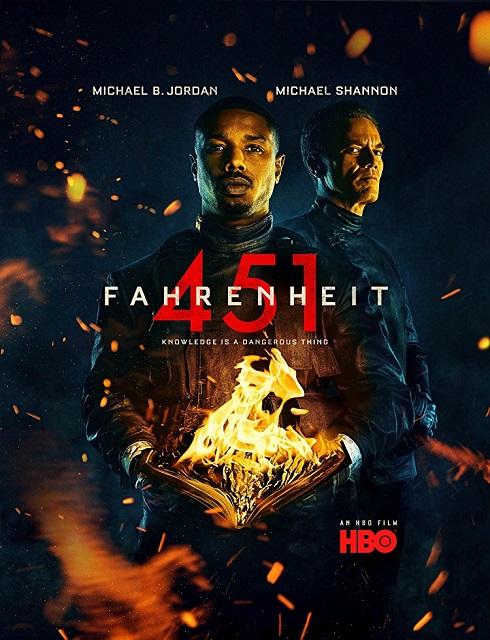 فيلم Fahrenheit 451 2018 مترجم HD اون لاين