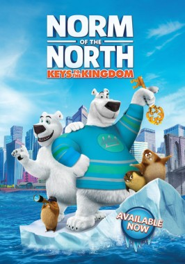 فيلم Norm of the North Keys to the Kingdom 2018 مترجم