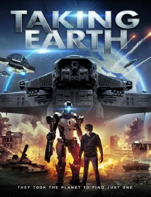 فيلم Taking Earth 2017 HD مترجم اون لاين