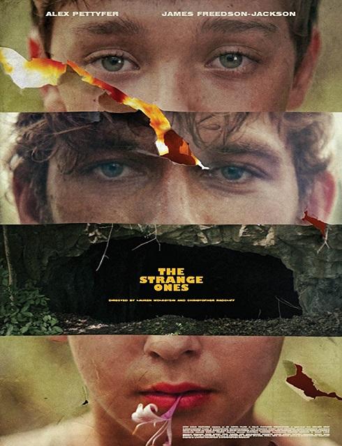 فيلم The Strange Ones 2017 مترجم اون لاين