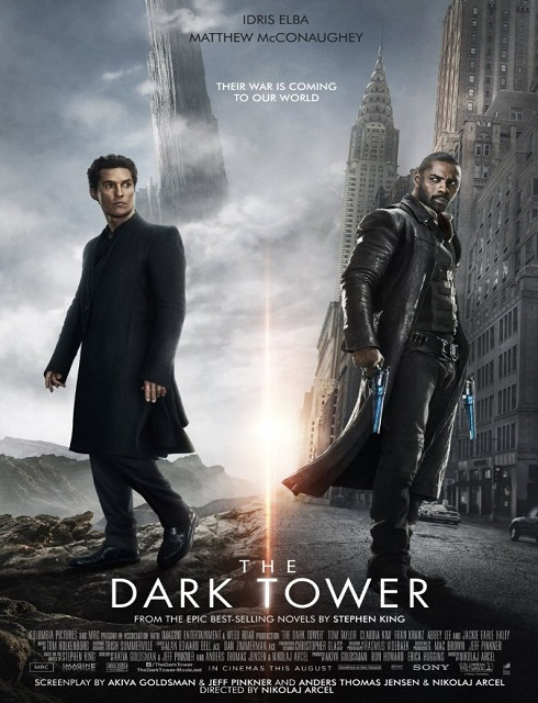فيلم The Dark Tower 2017 مترجم