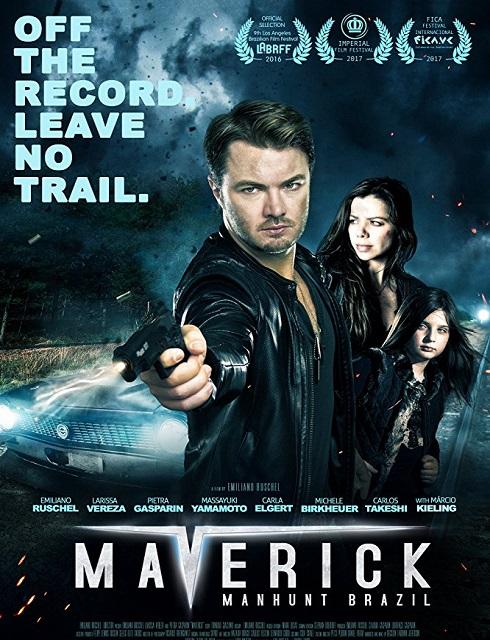 فيلم Maverick Manhunt Brazil 2016 مترجم اون لاين