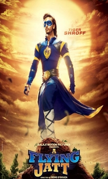 فيلم Flying Jatt 2016 مترجم