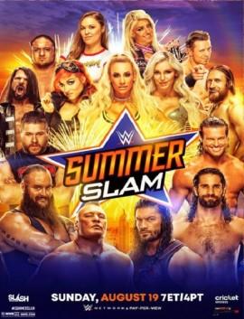 مشاهدة عرض WWE SummerSlam 2018 مترجم اون لاين