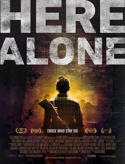 فيلم Here Alone 2016 مترجم اون لاين جودة HD