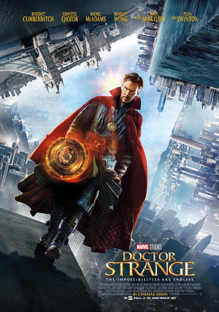 مشاهدة فيلم Doctor Strange 2016 HD مترجم اون لاين