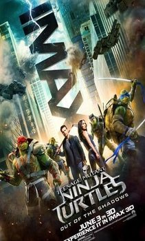 فيلم Teenage Mutant Ninja Turtles Out of the Shadows 2016 مترجم اون لاين