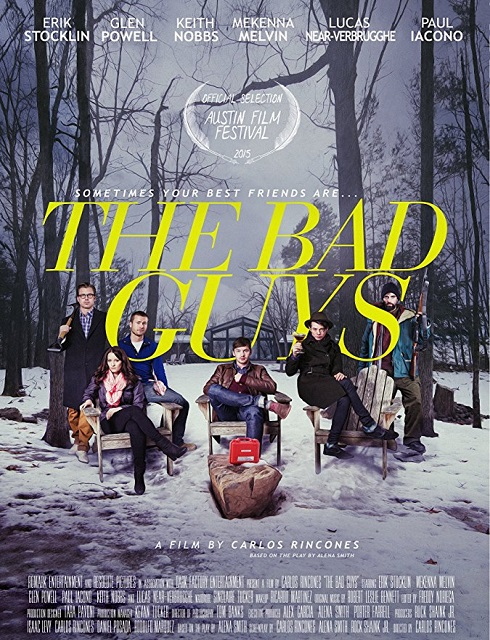 فيلم The Bad Guys 2018 مترجم اون لاين