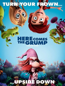 فيلم Here Comes the Grump 2018 مترجم اون لاين