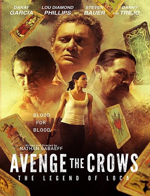 فيلم Avenge the Crows 2017 مترجم اون لاين