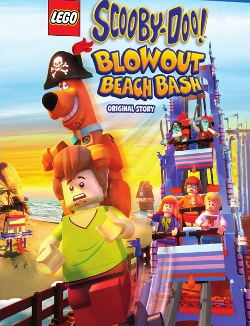 فيلم Lego ScoobyDoo Blowout Beach Bash 2017 مترجم