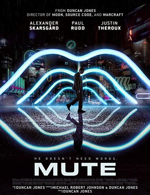 فيلم Mute 2018 مترجم اون لاين