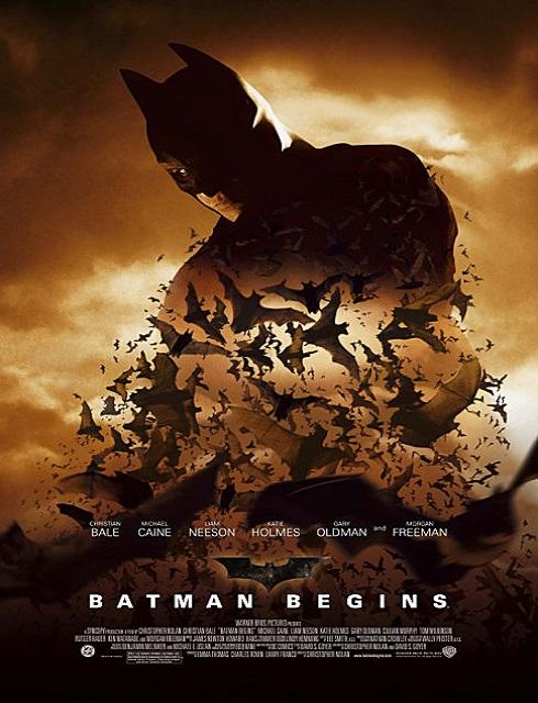 فيلم Batman Begins 2005 مترجم اون لاين