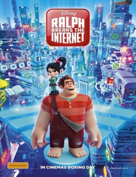 فيلم Ralph Breaks the Internet 2018 مترجم