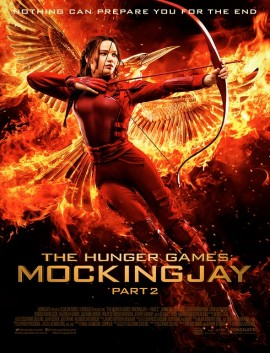 فيلم The Hunger Games Mockingjay Part 2 2015 مترجم اون لاين