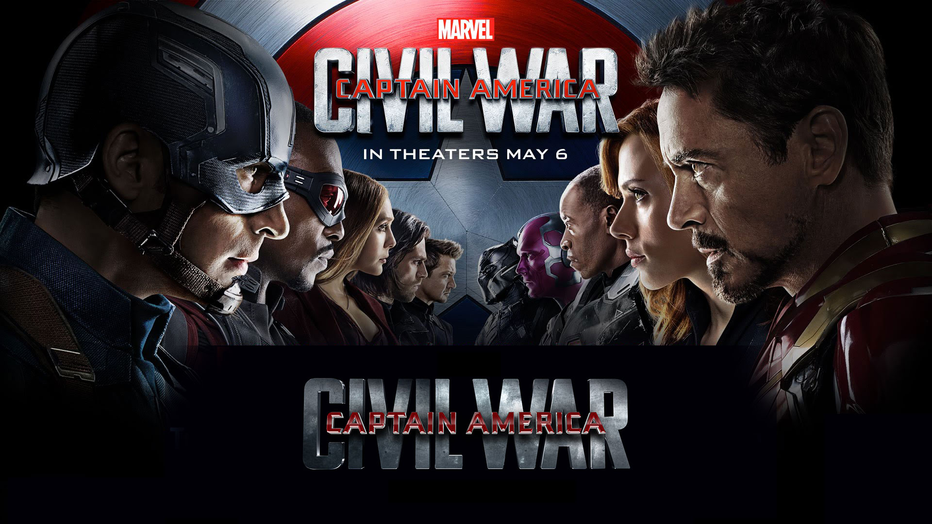 فيلم Captain America Civil War 2016 اون لاين