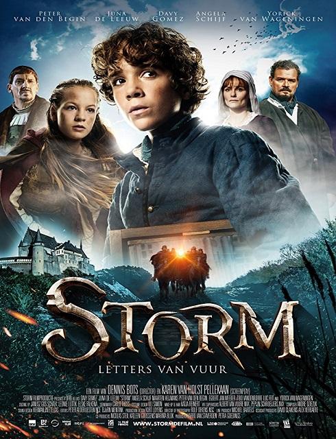 فيلم Storm Letters van Vuur 2017 مترجم اون لاين