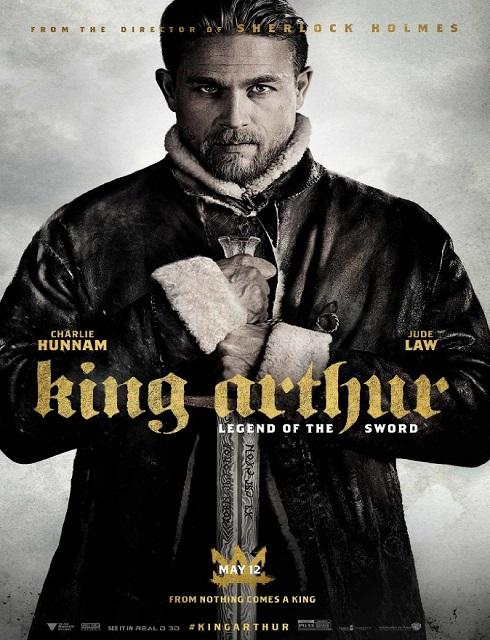 فيلم King Arthur Legend of the Sword 2017 HD مترجم اون لاين