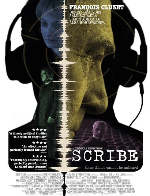 فيلم Scribe 2016 مترجم اون لاين