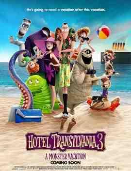 فيلم Hotel Transylvania 3 Summer Vacation 2018 مترجم اون لاين