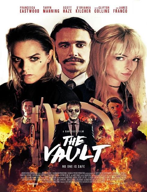 فيلم The Vault 2017 مترجم اون لاين