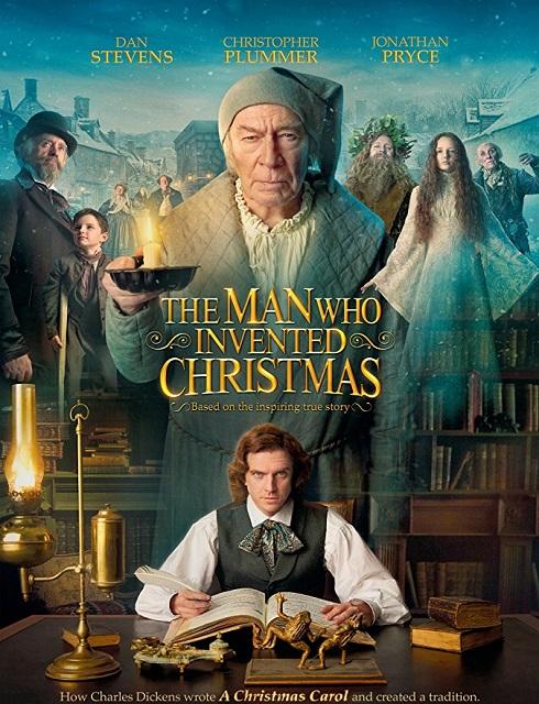 فيلم The Man Who Invented Christmas 2017 مترجم اون لاين