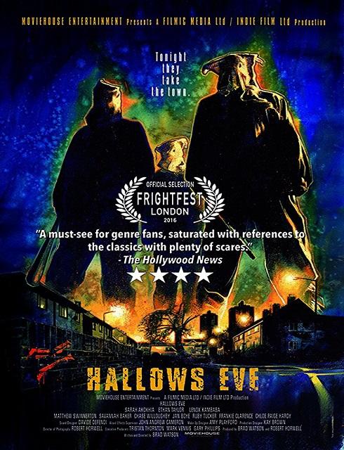 فيلم Hallows Eve 2016 مترجم اون لاين