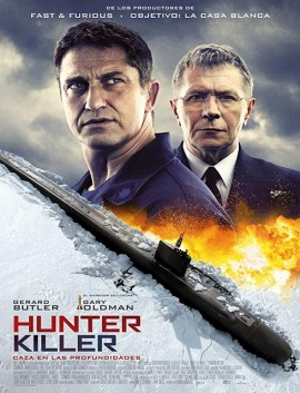 فيلم Hunter Killer 2018 مترجم