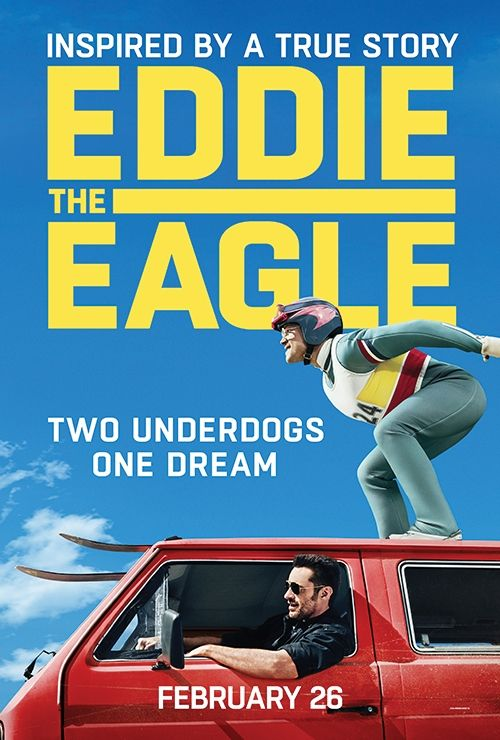 فيلم Eddie the Eagle 2016 مترجم اون لاين